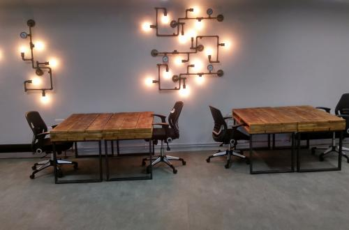 8 Desks Available In Cool And Quirky Office In Farringdon
