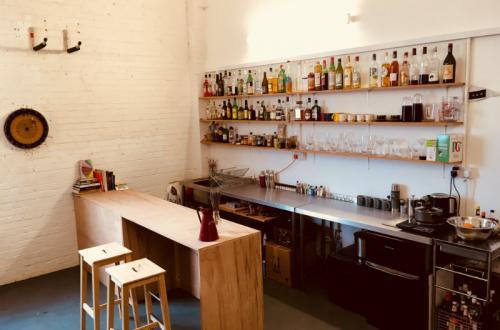South London Warehouse w/Mezzanine Studio Share (Peckham)