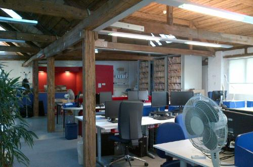 Shared office space in friendly and flexible shared business community close to Kings Cross and Clerkenwell, London