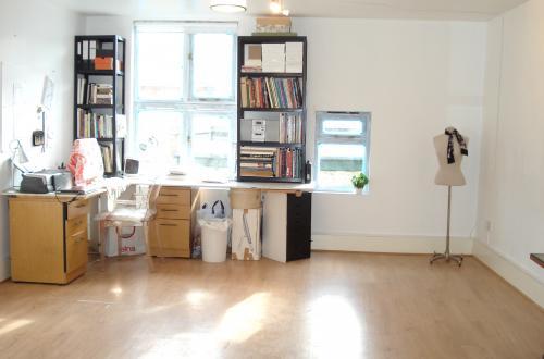WORKSPACE IN CREATIVE STUDIO EAST LONDON