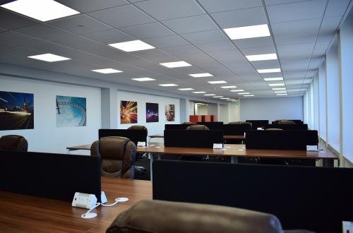 Collaborative and mondern workspace in the heart of Southend